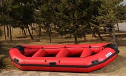 $950 NEW 1.2 mm PVC INFLATABLE SPORT BOAT