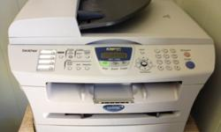 $95 Brother all-in-one printer/scanner/fax