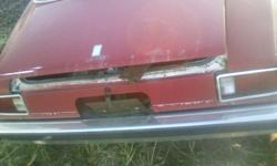 $95 Bumper for Camaro 1976 Chevy in SLC 2401 N Redwood Rd,