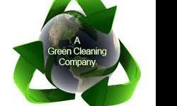 $95 Go Green Cleaning Service