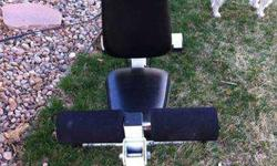 $95 Weight Lifting Machine