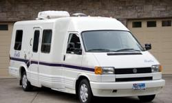 '95 Winnebago Rialta - with Added Storage