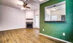 9601 Forest Lane #511 Dallas One BR, first floor condo