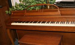 $995 Hallet, Davis & Co Upright Piano, South King County,
