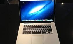$999 OBO MacBook Pro 15 inch Intel Core 2 Duo
