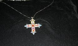 $99 Cross by Ayala Bar