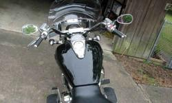 $9,000 2008 Honda 1800 VTX TouringT3. Like New
