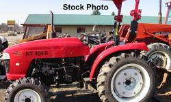 $9,000 2009 Nortrac Tractor w/ Loader