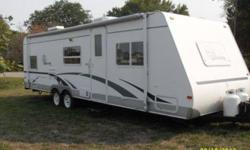 $9,250 2003 Surveyor Travel Trailer w/slide & bunkhouse