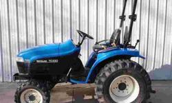$9,399 2003 New Holland Tc33d