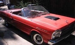 $9,500 1965 Galaxie Convertible