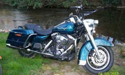 $9,500 2004 Harley Davidson Road King Flhr