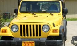 $9,500 2005 Jeep Wrangler SE Soft Top