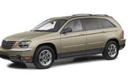 $9,660 2006 Chrysler Pacifica TOURING