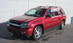 $9,800 2004 Chevrolet TrailBlazer EXT LT