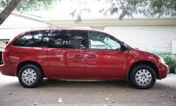 $9,800 2007 Chrysler Town & Country LX