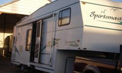 $9,800 '98 Kit Sportsmaster 278F 28' 5th wheel camper
