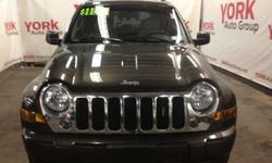 $9,900 2005 Jeep Liberty Limited