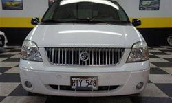 $9,900 Used 2006 Mercury Monterey 4dr Luxury Van, 102,857