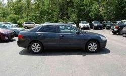 $9,903 2005 Honda Accord Sdn EX-L V6