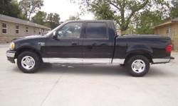 $9,950 OBO 2002 Ford F-150 Super Crew XLT, Will Finance