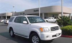 $9,954 2002 Toyota Sequoia Limited