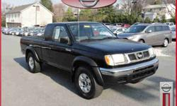 $9,990 1999 Nissan Frontier XE-V6