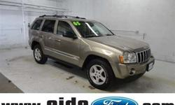 $9,990 2005 Jeep Grand Cherokee Limited
