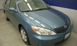 $9,991 2004 Toyota Camry LE
