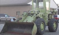 $9,994 Used 1967 Terex 7221AA for sale.