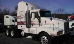 $9,995 1991 KENWORTH T600 Tandem Axle Sleeper