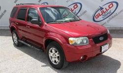 $9,995 2005 Ford Escape Limited