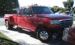 $9,995 Ford 350 Dually 7.3 Powerstroke Diesel! Only 64000