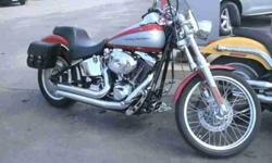$9,995 Used 2002 Harley-Davidson FXSTD for sale.