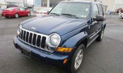 $9,999 2005 Jeep Liberty LIMITED