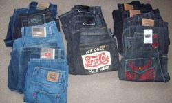 $9 Men's Jeans* Big Lot* Name Brands*Various Sizes*