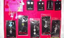$9 NEW! Body Art, Ear Rings Selling at 50% of Retail