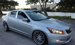 afffghjj 2008 Honda Accord EX 19 city / 29 hwy FWD