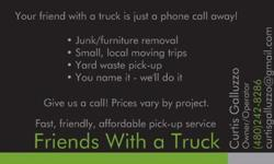Affordable Junk, Furniture, Appliance, Yard Waste Removal