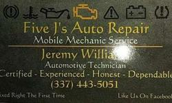 Affordable Mobile Mechanic