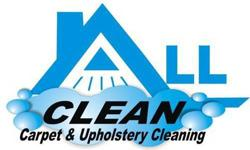 All Clean Carpet & Upholstery Cleaning