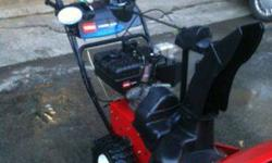 Almost New Snowblower Toro Power Max 1028le (Wappingers