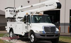 Altec AA755-MH / 2005 International 4300 - Stock # 14084