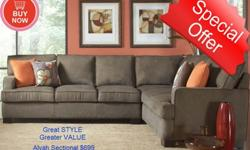 Alvah Large Sectional Sofa