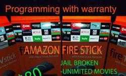 Amazon Firesticks