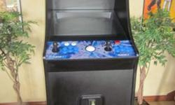 Arcade Legends 125 Game System Full Size