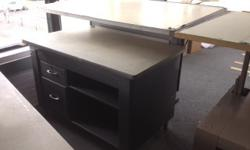 Architectural Drafting Tables and File Storage