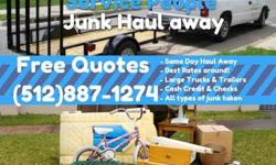 Austin Junk Removal Cleanout and Junk Haul away