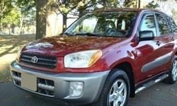 AUTOMATIC 2003 Toyota RAV4 For Sale