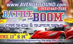 Avenue Sound Battle Of The Boom 2015